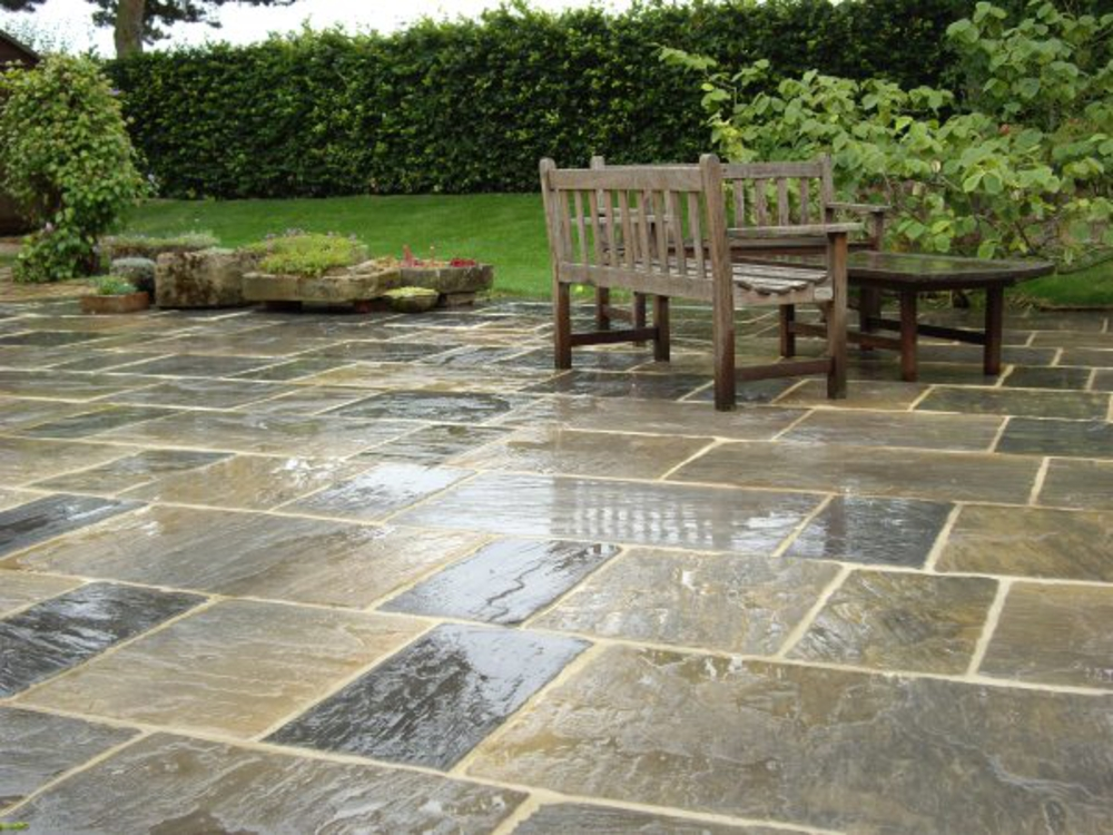 Patios And Paving Rural Landscape And Construction